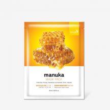 BERGAMO manuka mézes, intenzíven tápláló 100 % pamut maszk