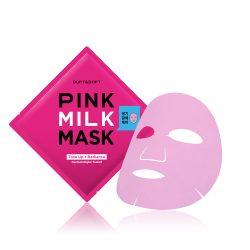 Duft & Doft Pink Milk díjnyertes feszesítő, ránctalanító és bőrszínkiegyenlítő díjnyertes maszk