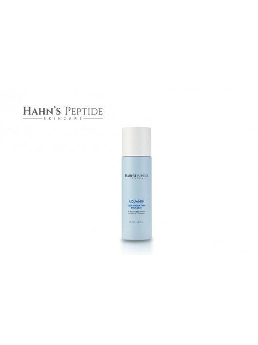 HAHN'S PEPTIDE Aquanin mélyhidratáló, feszesítő emulzió peptidekkel