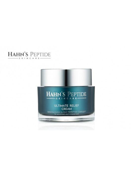 HAHN'S PEPTIDE Ultimate Relief intenzív bőrnyugtató krém peptidekkel érzékeny bőrre