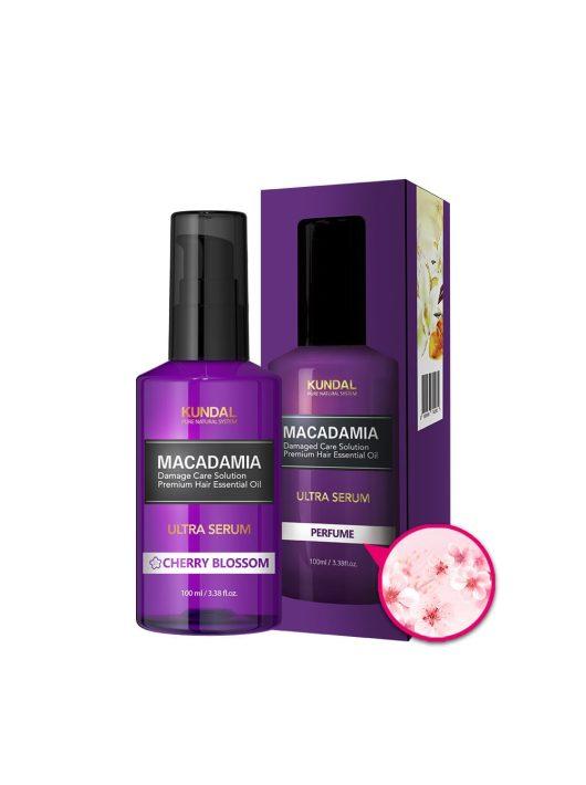 KUNDAL Honey&Macadamia Cseresznyevirág intenzív hajápoló szérum-olaj 100 ml