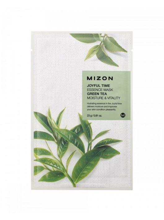 MIZON Joyful Time esszenciális maszk zöld tea kivonattal