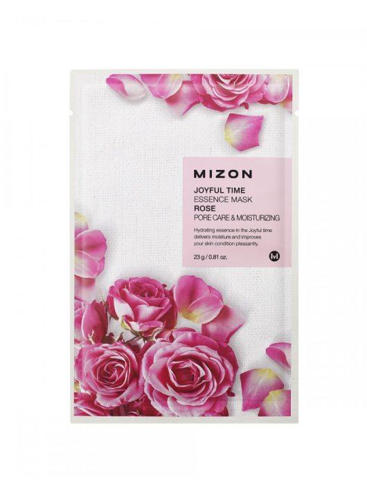 MIZON Joyful Time esszenciális maszk rózsa kivonattal