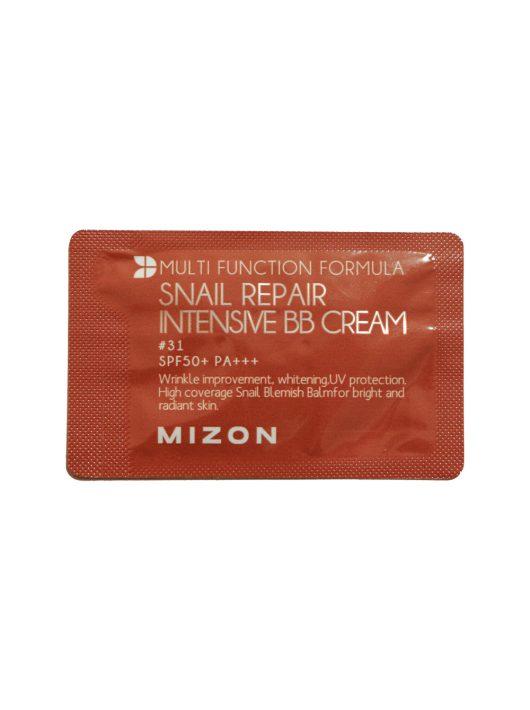 MINTA - MIZON regeneráló intenzív BB krém 35% csigamucin tartalommal 31-es színben
