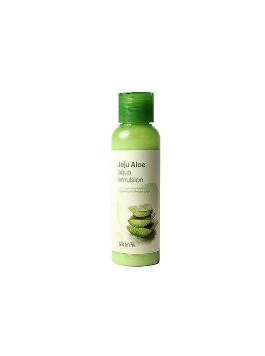 SKIN79 Jeju Aloe emulzió 76% Aloe vera tartalommal