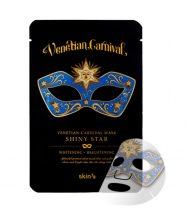 SKIN79 Velencei karnevál bőrvilágosító fátyolmaszk