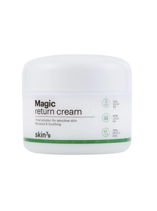 SKIN79 Magic Return multifunkcionális hidratáló krém AHA, BHA savval 70 ml