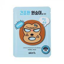 SKIN79 száraz majom intenzíven hidratáló fátyolmaszk