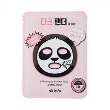 SKIN79 Dark Panda fehérítő fátyolmaszk - sötét karikákra, pigmentfoltokra