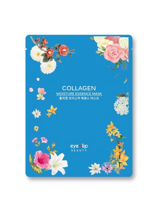 EYENLIP Moisture Essence feszesítő és hidratáló maszk kollagénnel (10 darab)