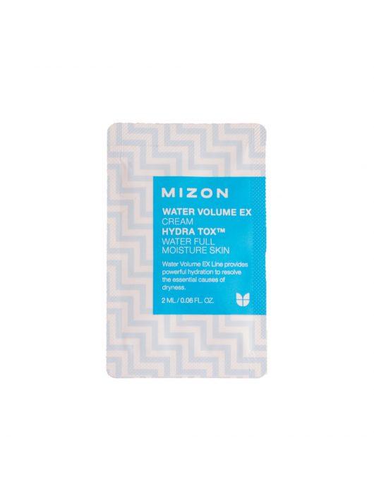 MINTA - MIZON Water Volume Aqua könnyű hidratáló gél - különleges szépítő vizek erejével