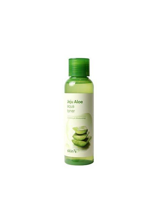 SKIN79 Jeju Aloe toner 81%  Aloe vera tartalommal