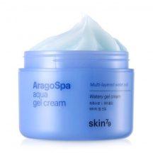 SKIN79 AragoSpa Aqua hidratáló gél luxus összetevőkkel zsíros, kevert bőrre