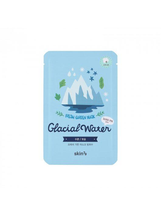 SKIN79 nedvesség-visszapótló és hidratáló maszk kristálytiszta gleccservízzel