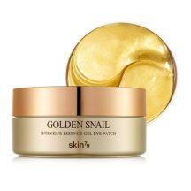 SKIN79 luxus ránctalanító szemkörnyékápoló hidrogél tapasz arannyal és csigakivonattal