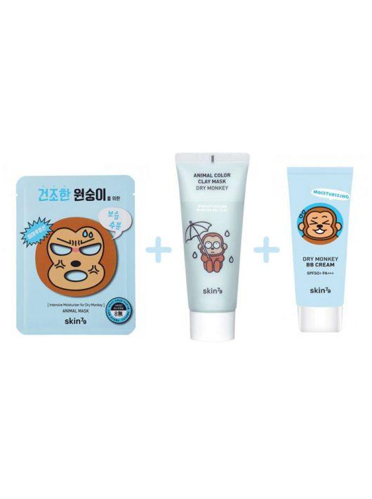 SKIN79 Dry Monkey intenzíven hidratáló csomag