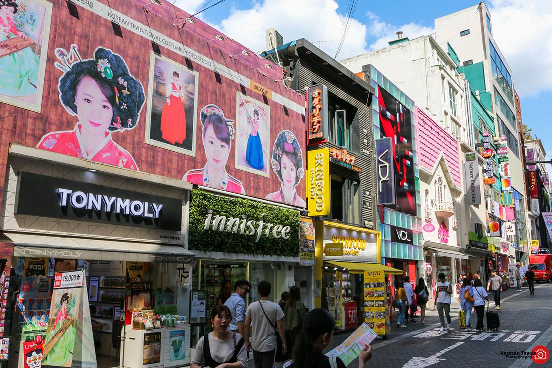 Irány Dél-Korea! Shoppingoljunk!